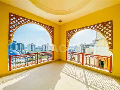4 Bedroom Penthouse for Rent in Palm Jumeirah, Dubai - SPACIOUS 4BR PENTHOUSE // OPEN LAYOUT // PALM VIEWS
