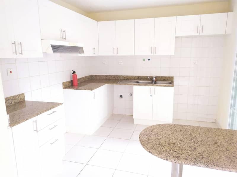 2 Open plan kitchen