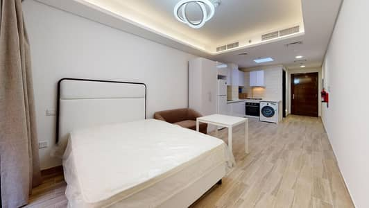 Studio for Rent in Jumeirah Village Circle (JVC), Dubai - 50% off commission I Brand new I Shared pool