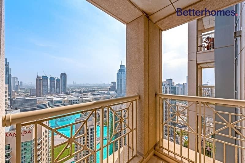 2 High Floor |2 En-Suite Bedrooms | Community View