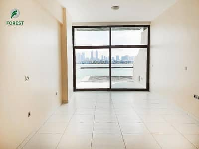 Studio for Rent in Palm Jumeirah, Dubai - Full Sea View | Fully Furnished Studio | Upgraded