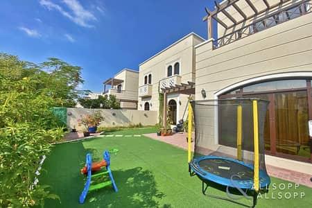 فیلا 4 غرف نوم للبيع في مدن، دبي - Single Row | Great Location | 4 Bedrooms