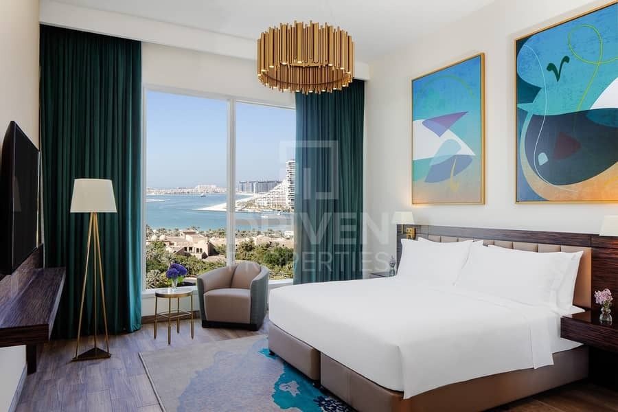 2 All Bills Included   Sea View   Furnished