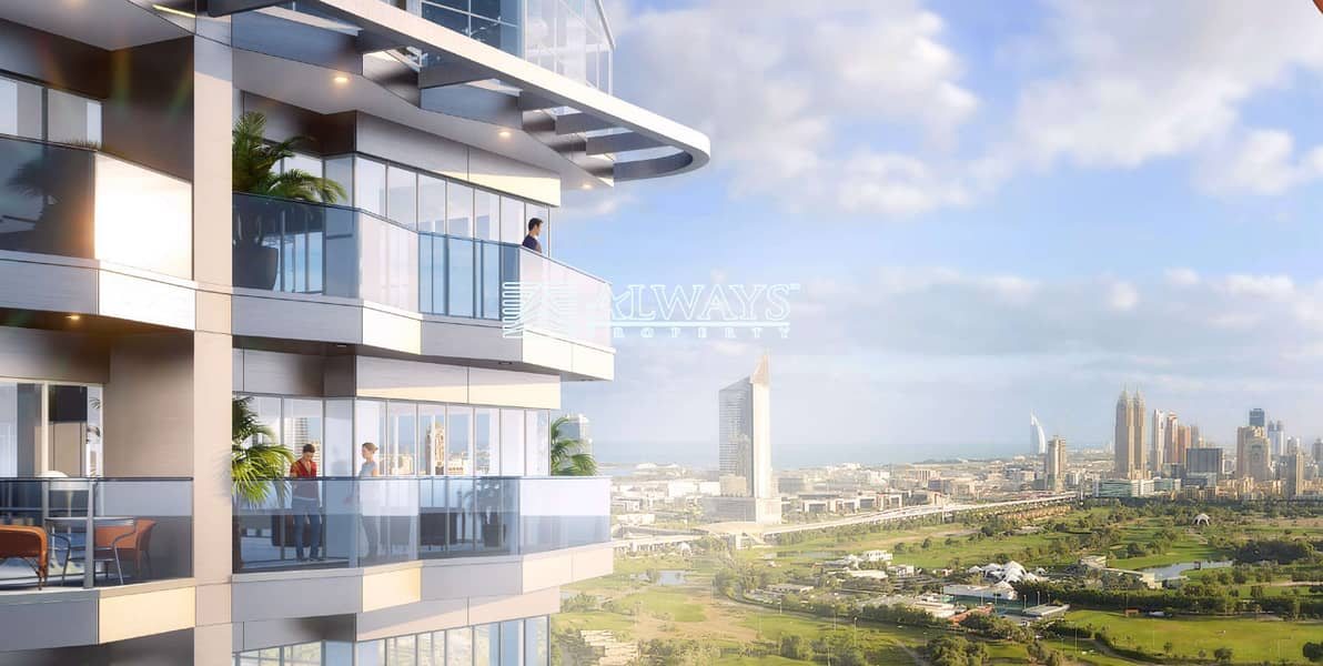 2 Fully Furnished || Stunning View || Payment Plan |