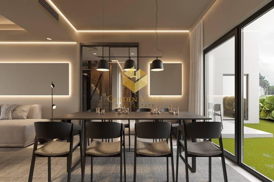 2 amazing luxury villa/free hold/sustainable city
