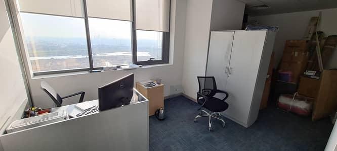 مکتب  للايجار في الخليج التجاري، دبي - Fitted Office Rent Damac Executive Bay Tower