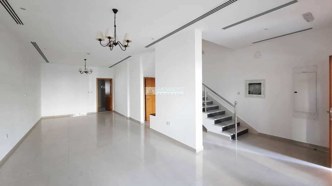 2 Brand New 4 BR Villa    Maids room    Roof Terrace