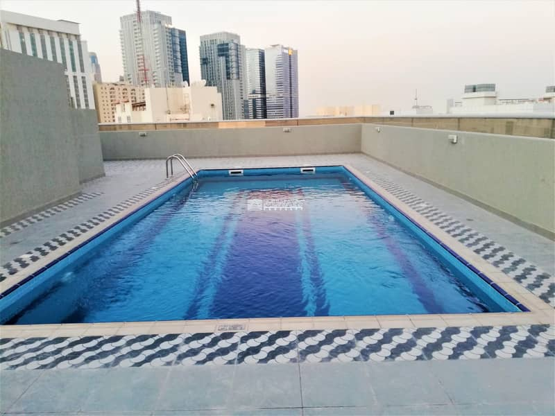 14 Brand new 2 BHK Apartment in Al Nahda