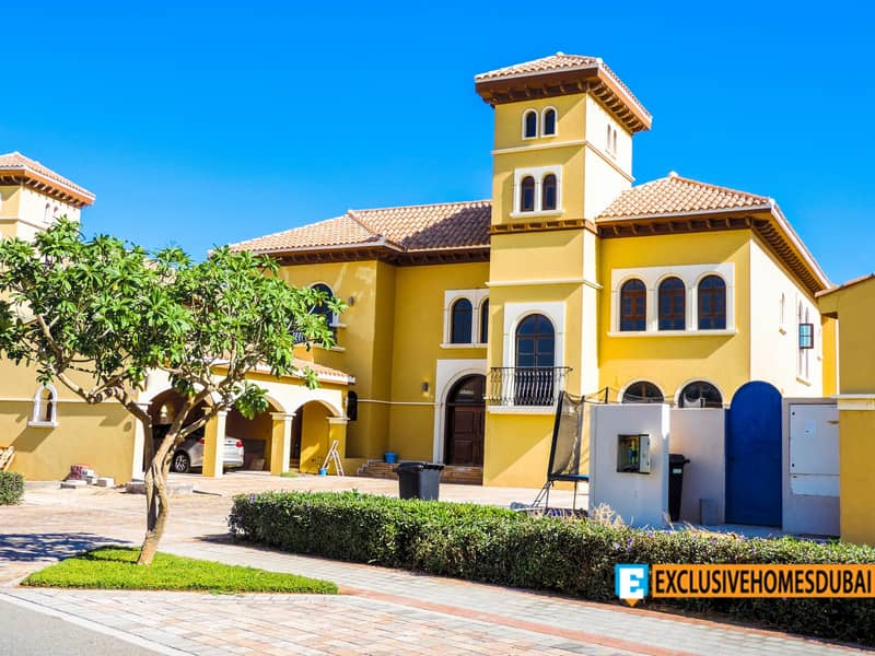 Upgraded Mallorca | 6 beds + Maid | Pool