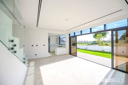 فیلا 4 غرف نوم للايجار في عقارات جميرا للجولف، دبي - Only 4 Bedroom Corner Villa with Golf Course Views