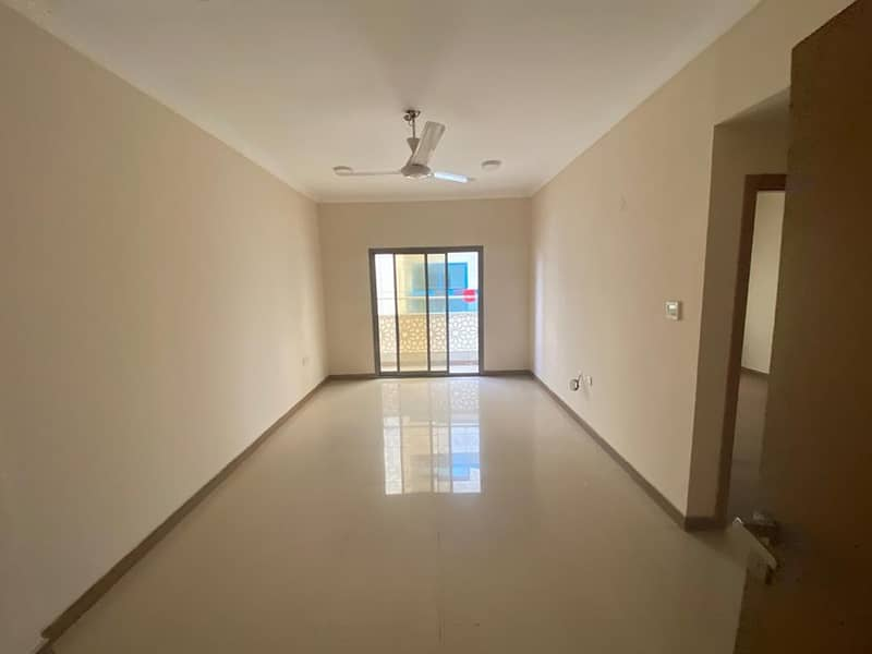 For rent 1BHK + one month for free on Sheikh Ammar Street, a great location close to all services