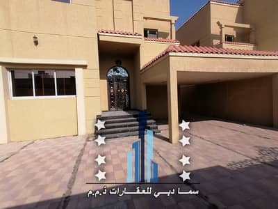 Luxurious Arabian style villa for rent in Ajman, directly on the main street