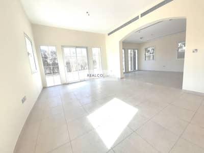 2 Bedroom Villa for Rent in Jumeirah Village Triangle (JVT), Dubai - Park facing   District 2   2 br + maid villa