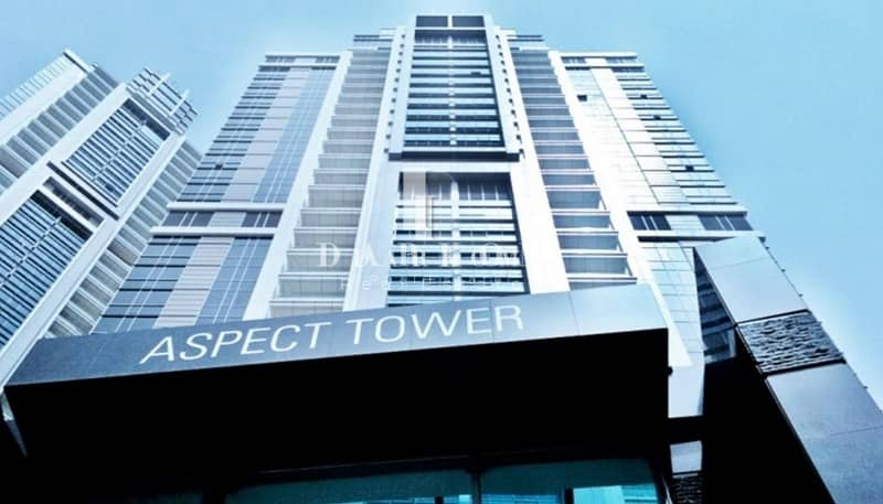 ASPECT TOWER | Fully Fitted | High Floor | 3 Parking | Near Metro