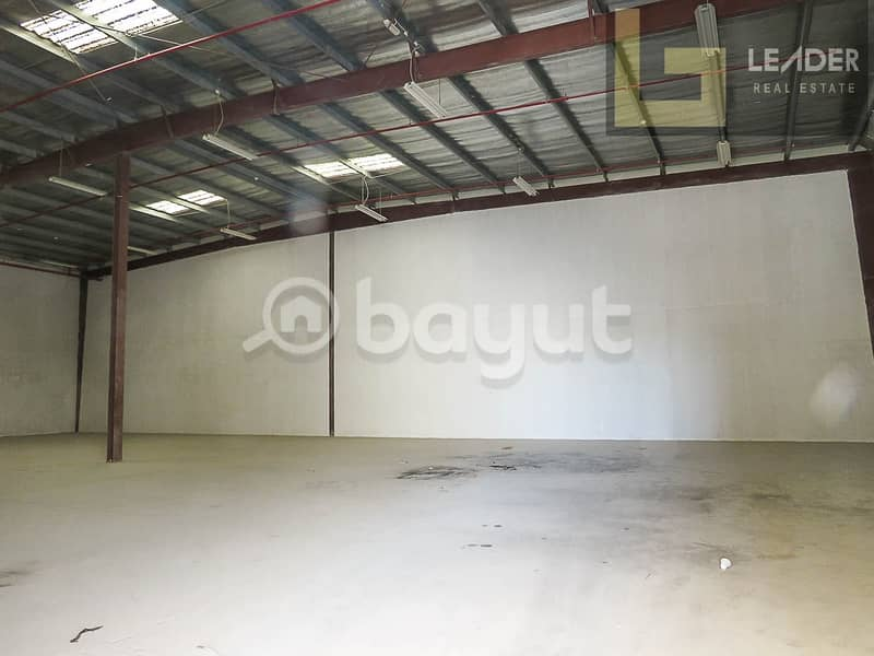 2 Commercial Unit l Attached Washroom l Prime Location Opp Ramla Market