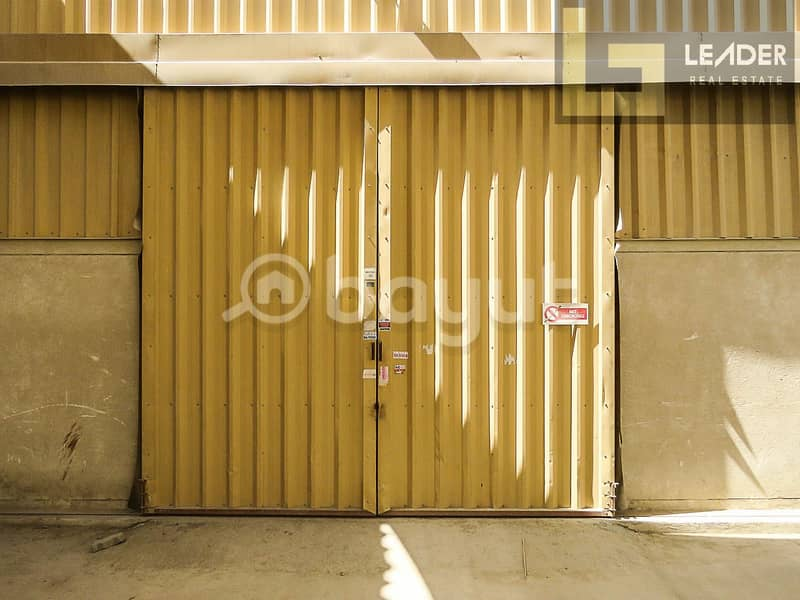 10 Commercial Unit l Attached Washroom l Prime Location Opp Ramla Market