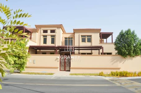 6 Bedroom Villa for Sale in Al Raha Golf Gardens, Abu Dhabi - Extraordinary 6BR Villa W/ Own Private Pool