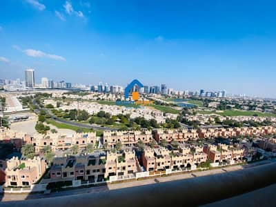 2 Bedroom Flat for Rent in Dubai Sports City, Dubai - Huge Layout |Un-Furnished 2 BHK  In Frankfurt Tower.