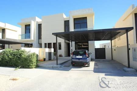 3 Bedroom Villa for Sale in DAMAC Hills (Akoya by DAMAC), Dubai - Single Row | Three Bedrooms | Landscaped