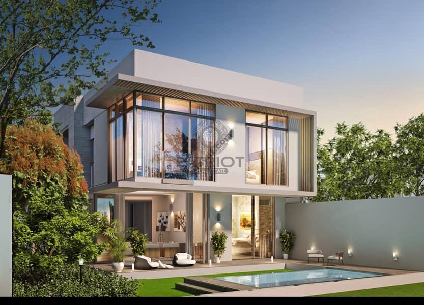 Prestigious Villas In The Heart Of Meydan | 5 Min To Downtown