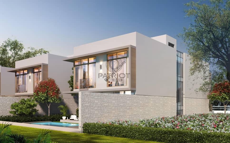 12 Prestigious Villas In The Heart Of Meydan | 5 Min To Downtown