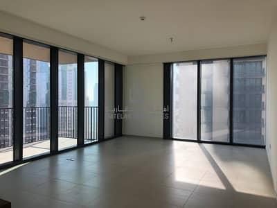 شقة 3 غرف نوم للايجار في وسط مدينة دبي، دبي - High FLoor | High End Finishing |Ready to Move