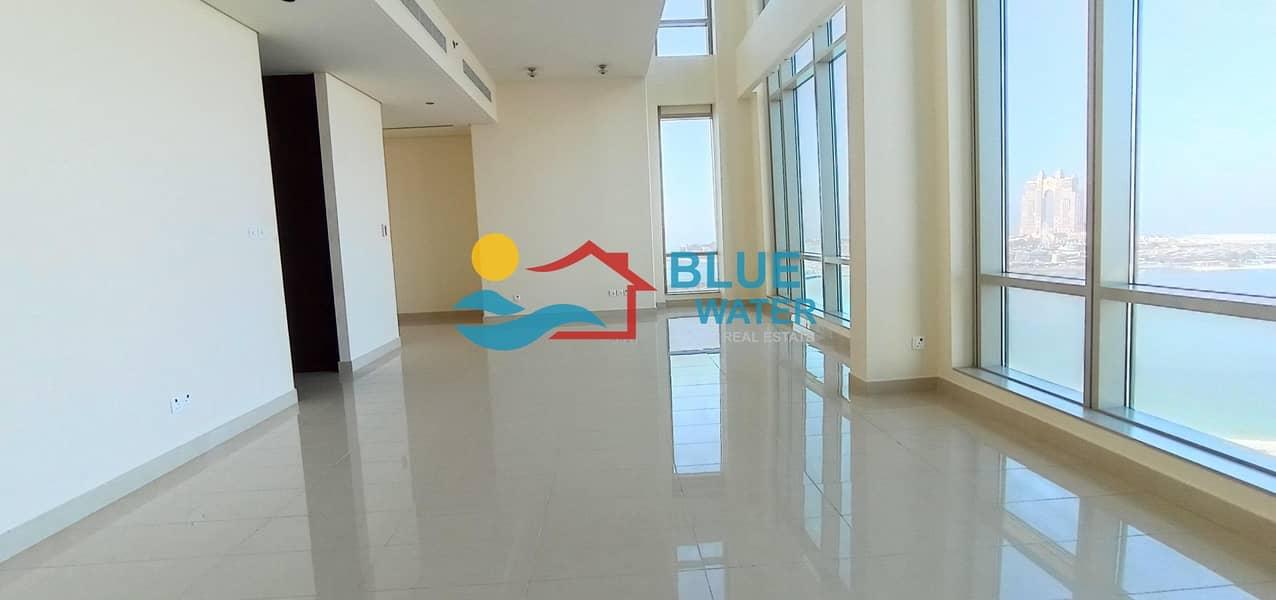 2 Zero Commission |2 BEDROOM Duplex | Sea View | Full Facilities