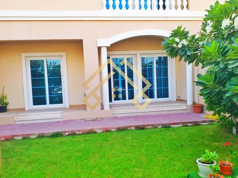 Well Maintained Elegant  2 Bedroom Townhouse For Rent in JVC..