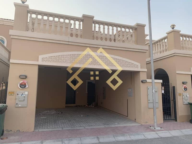 Luxurious 2 Bedroom Townhouse For Rent in JVC..
