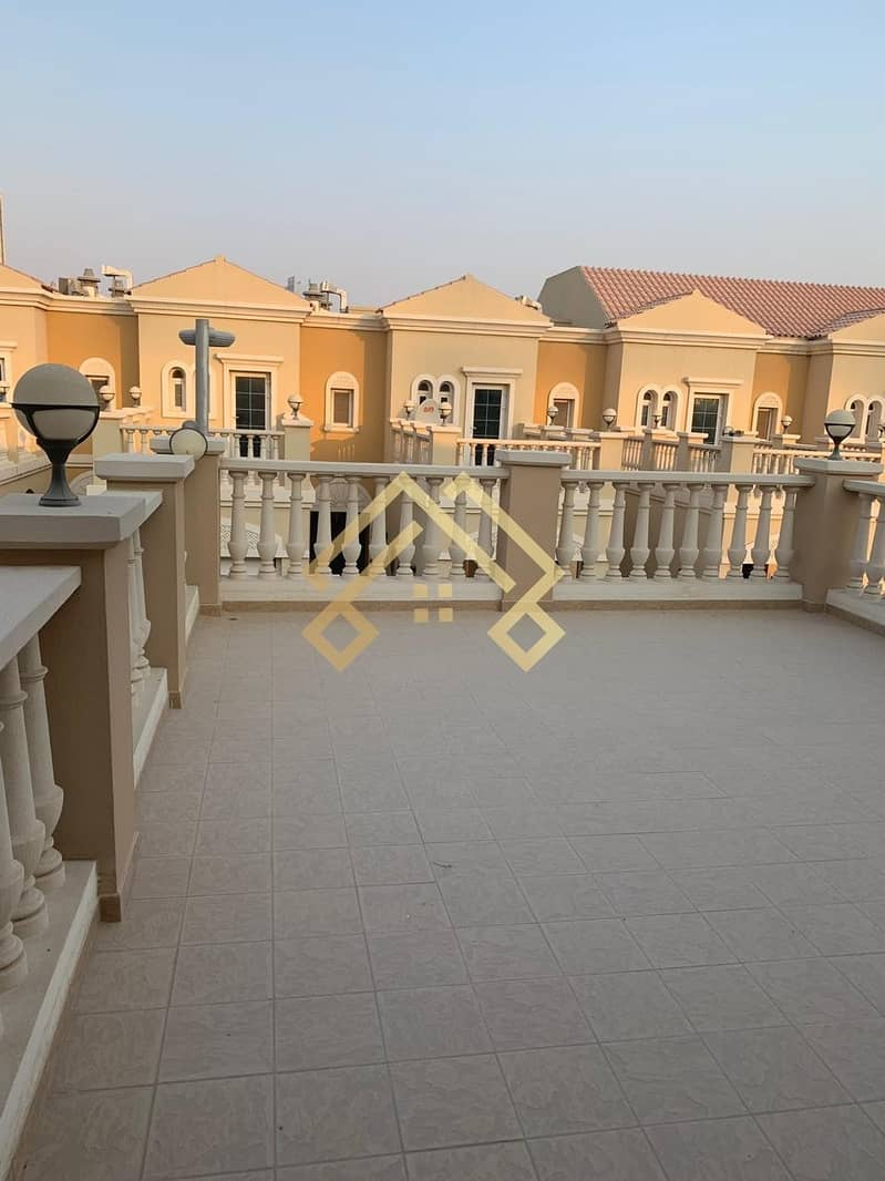 Amazing Location 2 Bedroom Townhouse For Rent in JVC..