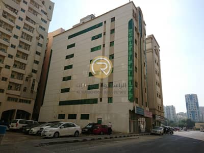 2 Bedroom Apartment for Rent in Al Qasimia, Sharjah - One Month Free | Good location | Central A/C | Well Maintained Building