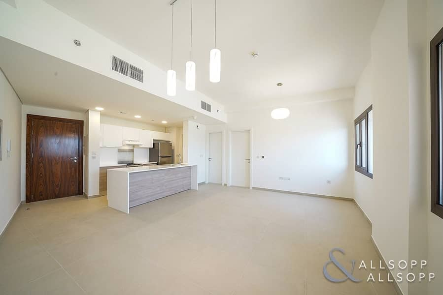 2 1 Bed | High Floor | 778 Sq. Ft. | Tower B
