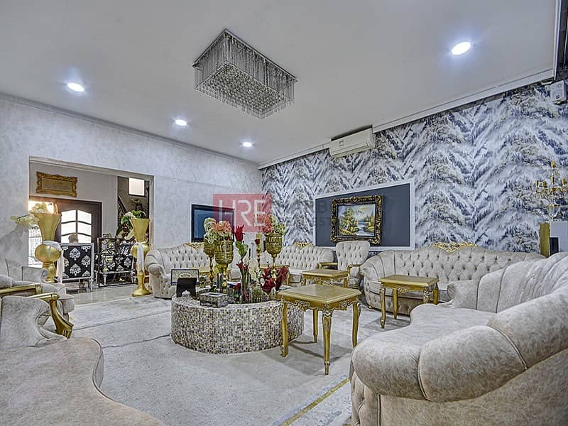 Upgraded Extended Prime Location Majlis House 