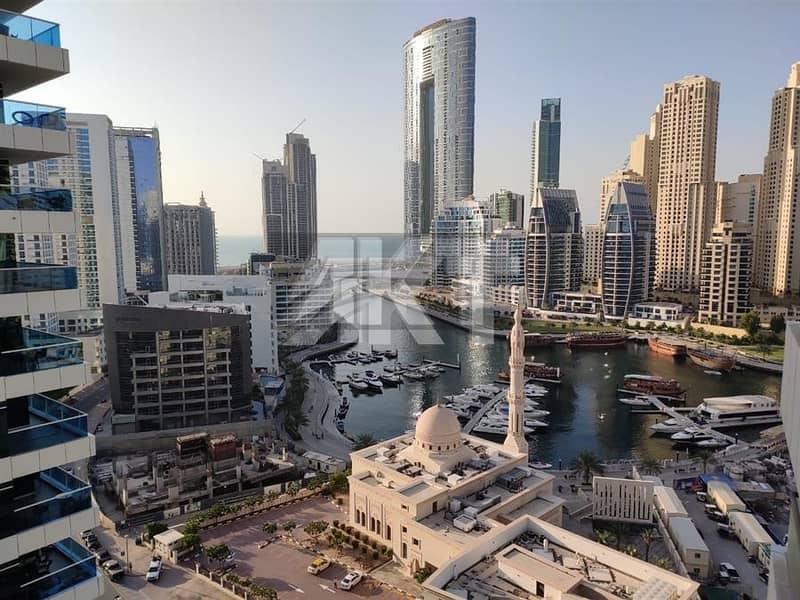 9 27 K / Escan Marina Tower / Studio / Marina View / Dubai Marina