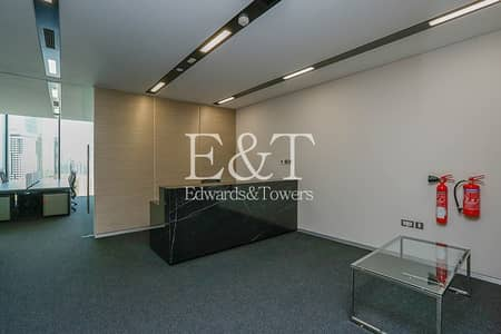 Office for Rent in DIFC, Dubai - Prestigious Prime Fitted Furnished Office