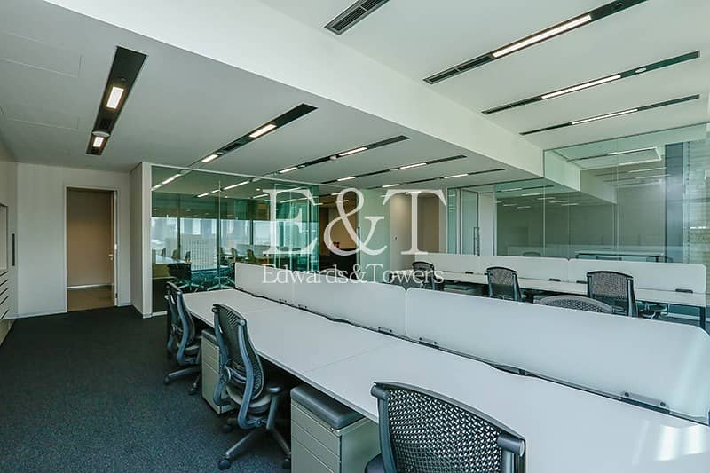 2 DIFC   Prestigious Prime Fitted Furnished Office