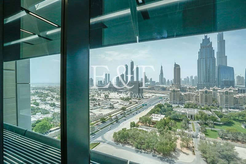 13 DIFC   Prestigious Prime Fitted Furnished Office
