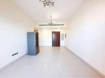 2 Bedroom Flat for Rent in Bur Dubai, Dubai - Semi furnished 2bhk with big hall balcony wardrobe open veiw only in 50k