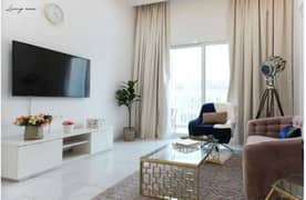 Luxurious 1 Bed /  Fully Furnished