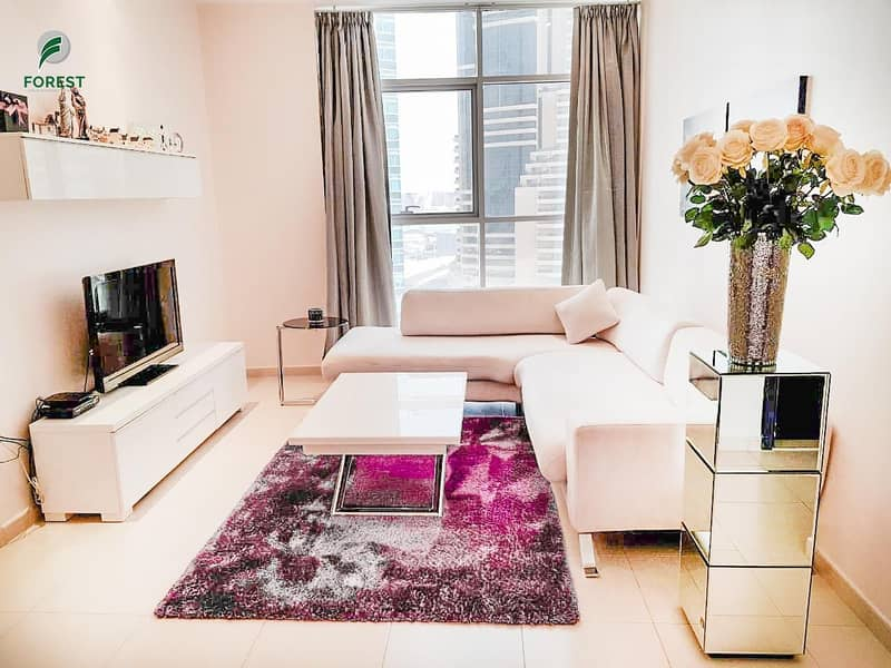 Spacious 1 BR   Well Maintained  Good Investment