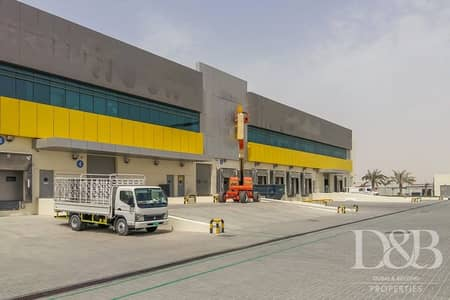 Warehouse for Rent in Dubai World Central, Dubai - Non Free Zone-Air Conditioned Warehouse in DS