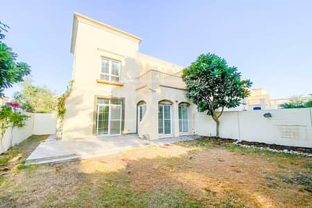 3 Bedroom Villa for Rent in The Springs, Dubai - Lake and Park View | Type 1E | Springs 6