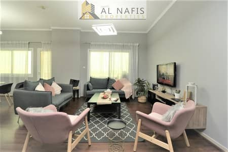 3 Bedroom Apartment for Rent in Liwan, Dubai - HOT DEAL 3 BHK FOR RENT IN THE Q POINT BY 4 CHQS