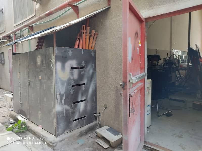 13 WAREHOUSE FOR RENT 55K 2 CHQS AL QUOZ WELL INTERIOR FIT OUTS.