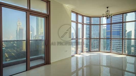 شقة 1 غرفة نوم للايجار في شارع الشيخ زايد، دبي - Brand New Building| Spectacular Views|2 Months+Chiller+Maint. Free