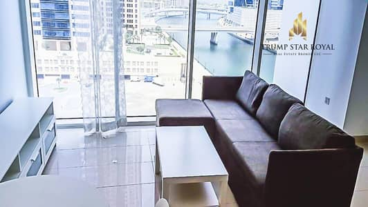 1 Bedroom Apartment for Sale in Business Bay, Dubai - Well Maintained  | Furnished | Canal View