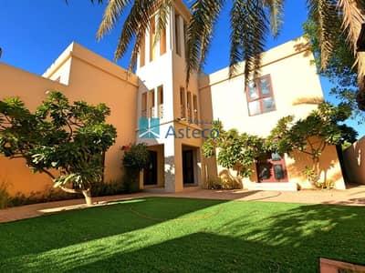فیلا 4 غرف نوم للايجار في المنارة، دبي - Bright 4 Bed+Maid with Pvt Garden+Common Pool+Gym