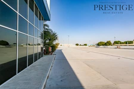Multi use Commercial complex - Warehouse | Office's