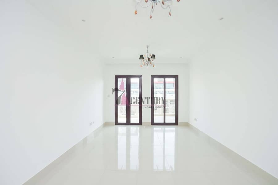 2 Big Size | 1 Bedroom Apartment | With Balcony