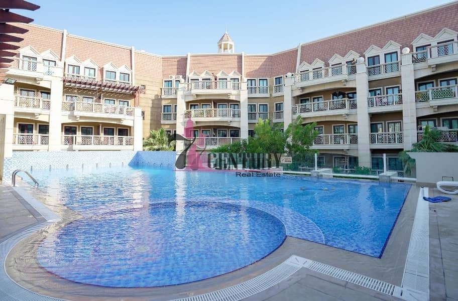 16 Big Size | 1 Bedroom Apartment | With Balcony